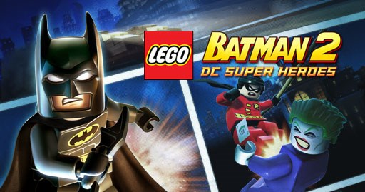 LEGO: Batman 2: DC Super Heroes
