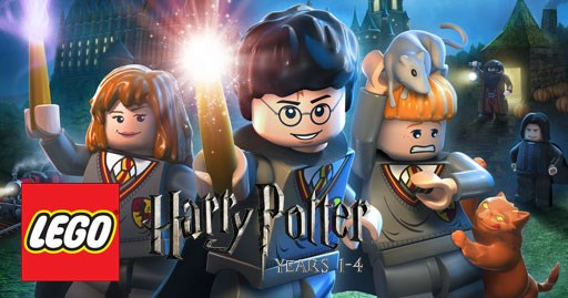 LEGO: Harry Potter: Years 1-4