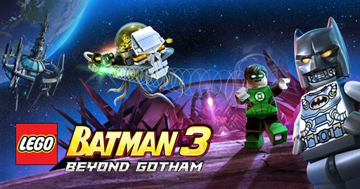 LEGO: Batman 3: Beyond Gotham